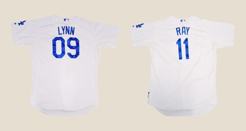MLB Authentic Custom Jersey