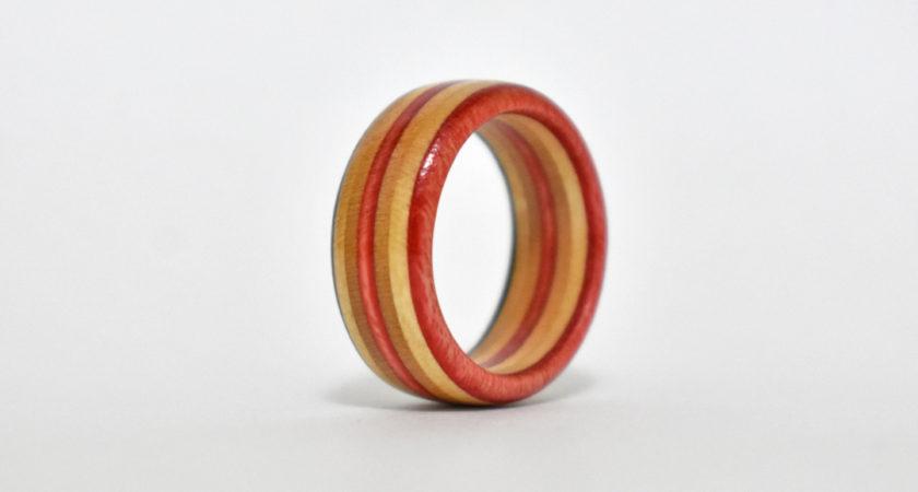 Skate Board deck Ring