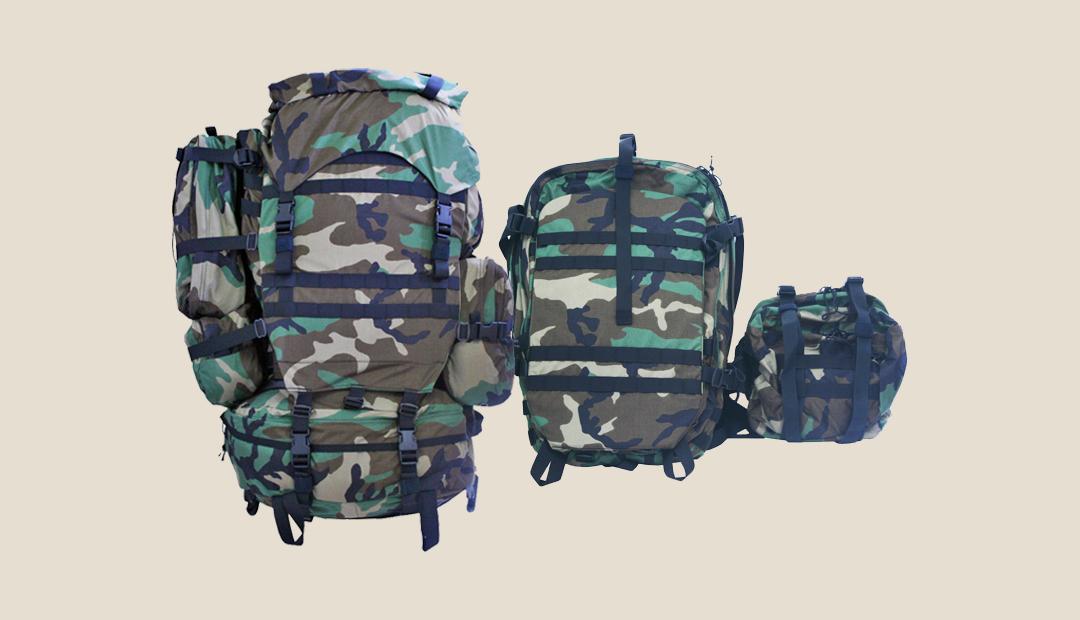 UM21 Backpack System