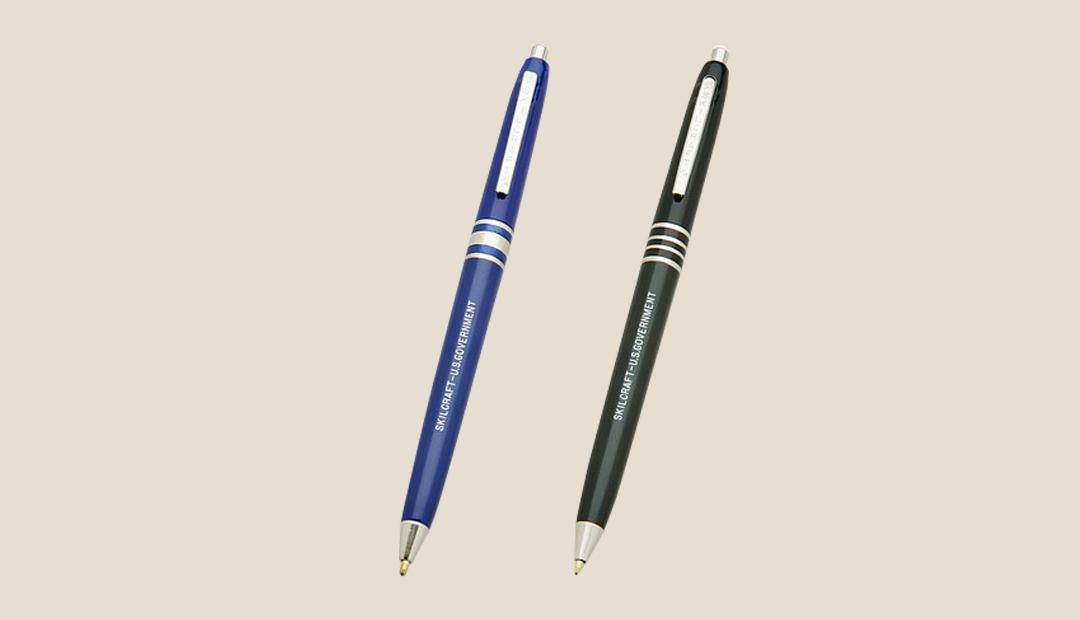 Skilcraft ボールペン