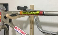 mongoose motomag ステッカー