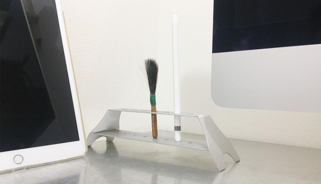 apple ペンシル Mack Brush Pen holder