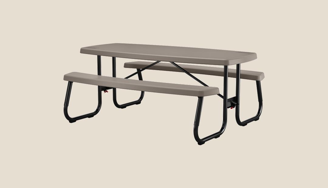Suncast アウトドア テーブル