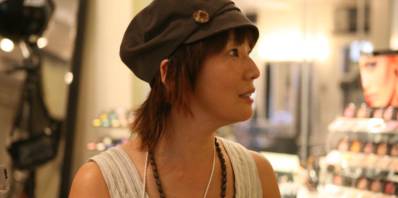 徳永優子 Yuko Tokunaga August Magazine
