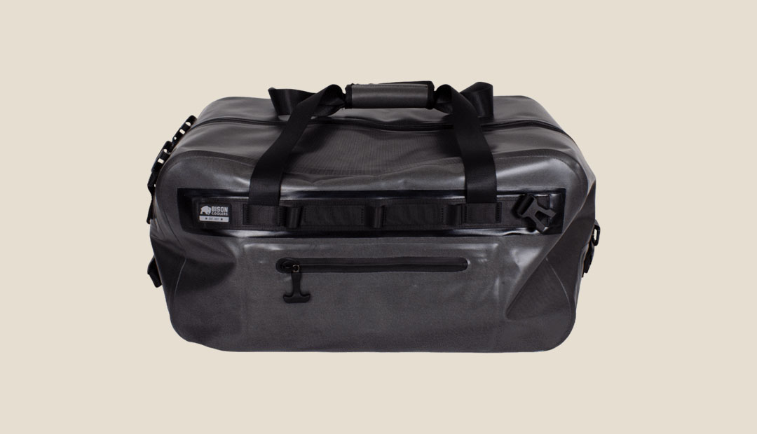 Bison coolers Dry Duffel アメリカ製 防水 ダッフルバック