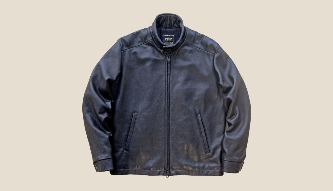 Golden Bear Sportswear アメリカ製 レザー ジャケット