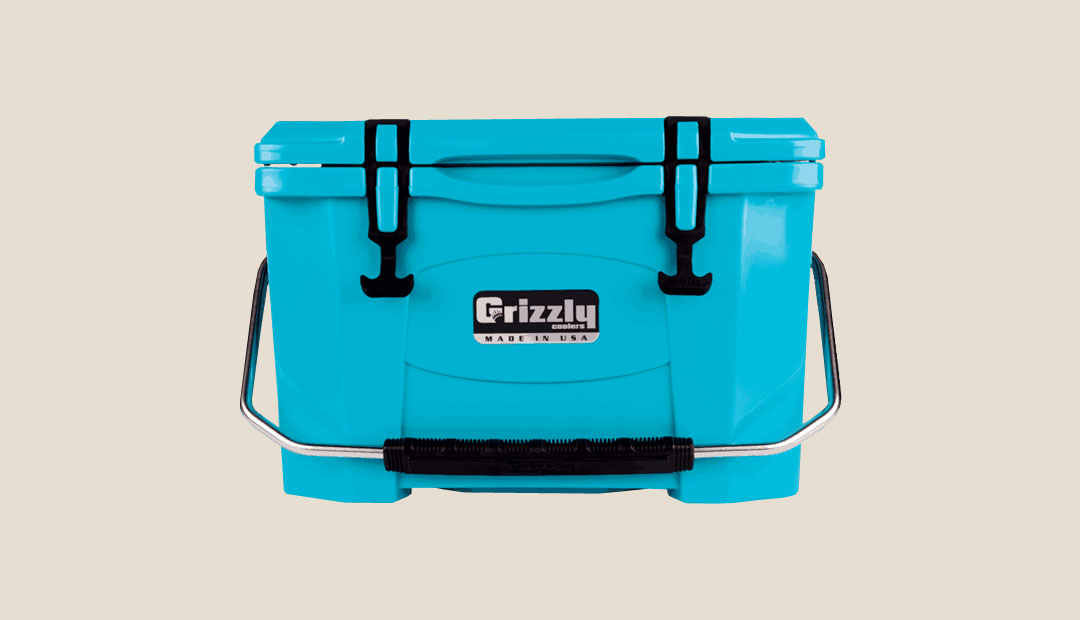 Grizzly Coolers アメリカ製 クーラーボックス