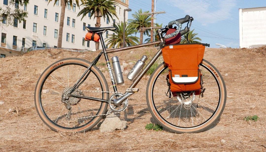 Road Runner Bags アメリカ製 自転車用 バック