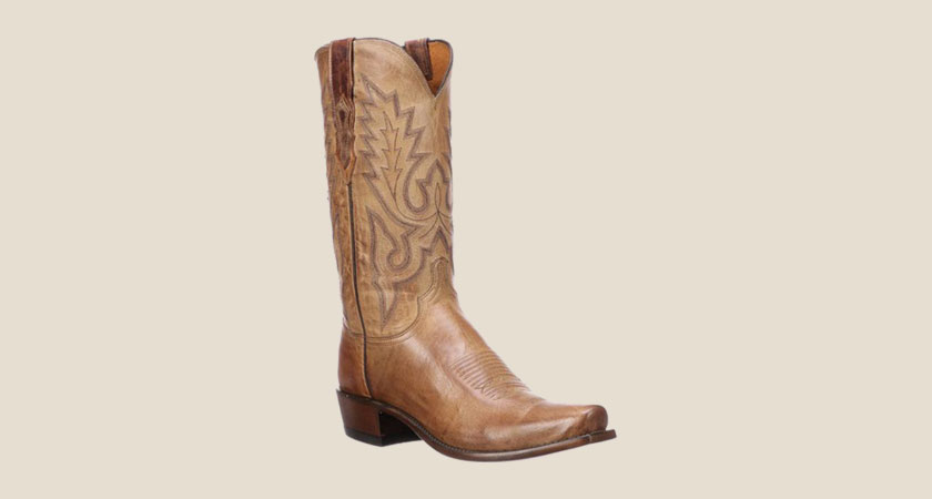 Lucchese アメリカ製 ブーツ