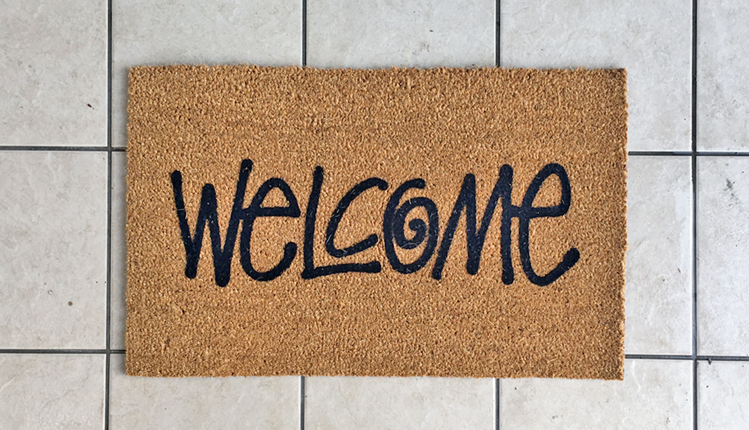 STUSSY WELCOME MAT 玄関マット アメリカ製
