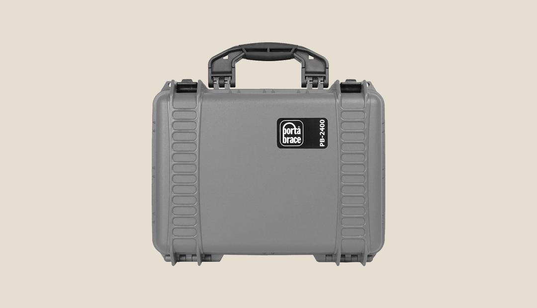Portabrace アメリカ製 ハード カメラバック