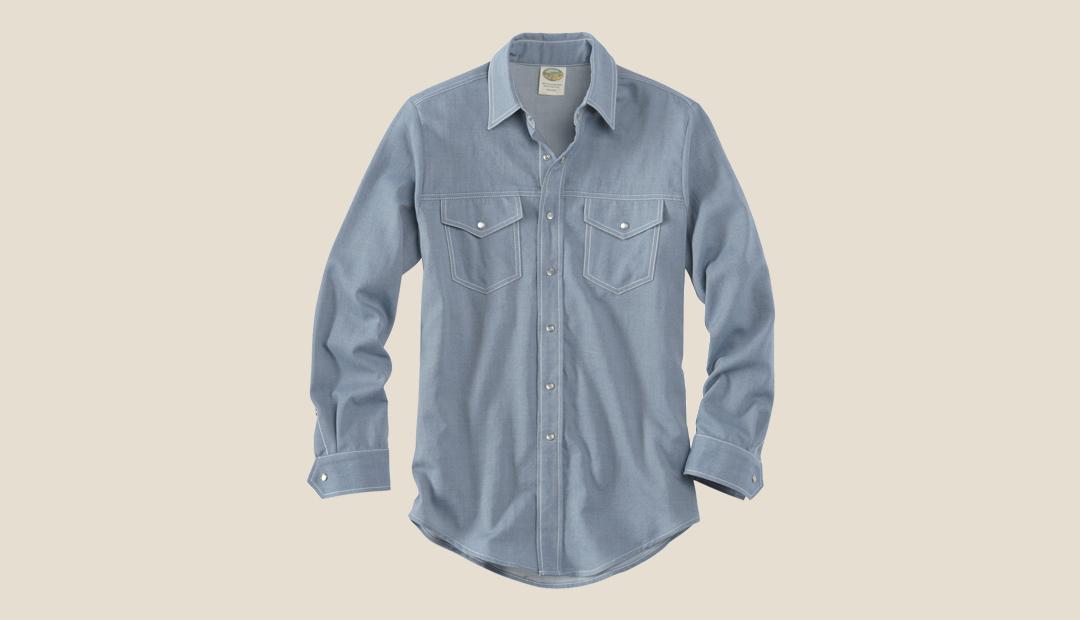 RAMBLERS WAY アメリカ製 シャツ